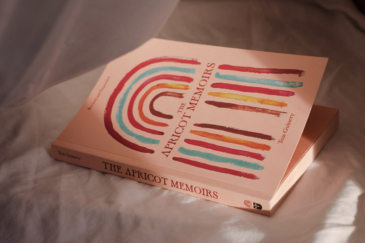 Apricot Memoirs book cover