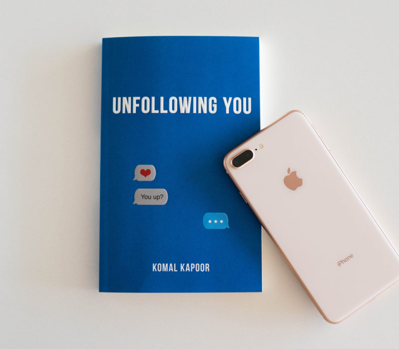 Unfollowing You book cover